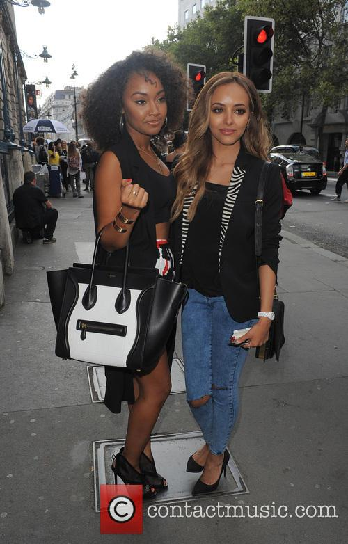Leigh-anne Pinnock and Jade Thirlwall 6