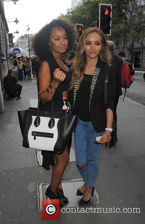 Leigh-anne Pinnock and Jade Thirlwall 7