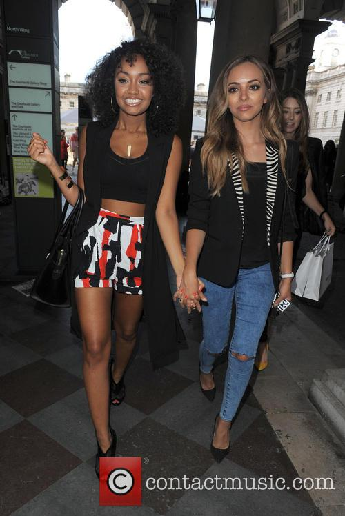 Leigh-anne Pinnock and Jade Thirlwall 9