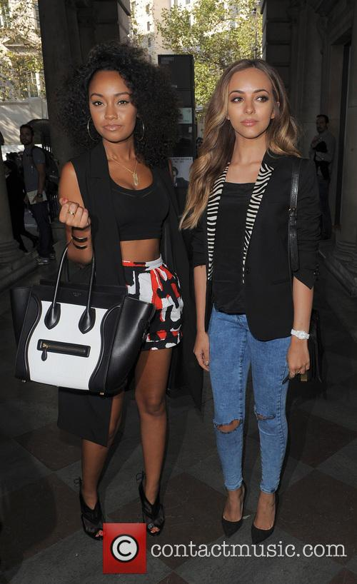 Leigh-anne Pinnock and Jade Thirlwall 10