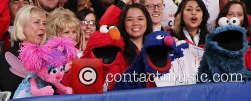 Abby Cadabby, Elmo, Grover and Cookie Monster 2