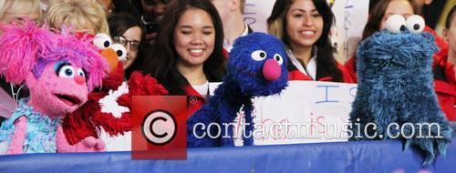 Abby Cadabby, Elmo, Grover and Cookie Monster 3