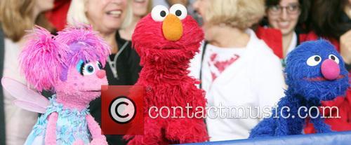 Abby Cadabby, Elmo and Grover 4