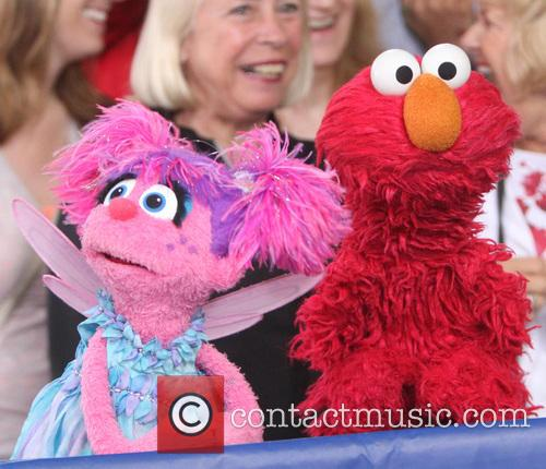 Abby Cadabby and Elmo