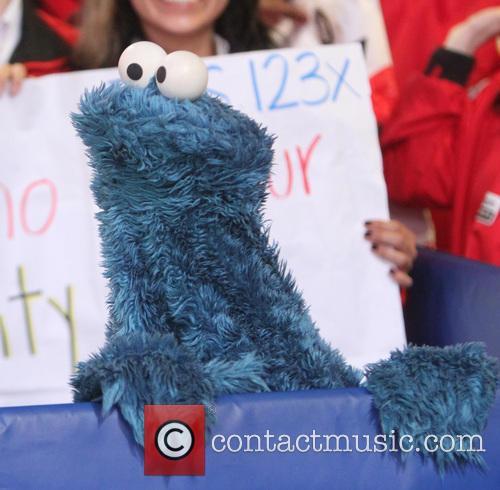Cookie Monster 8
