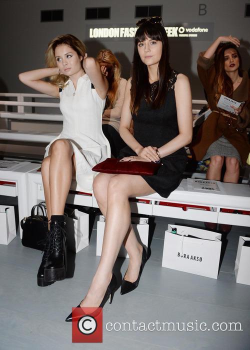 Lilah Parsons and Nina Nesbitt 6