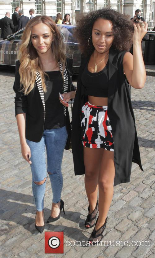 Leigh-anne Pinnock and Jade Thirlwall 1