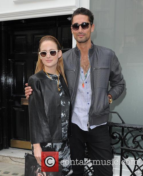 Rosie Fortescue and Hugo Taylor 6