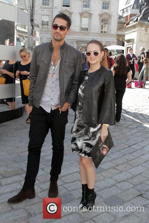 Rosie Fortescue and Hugo Taylor 8