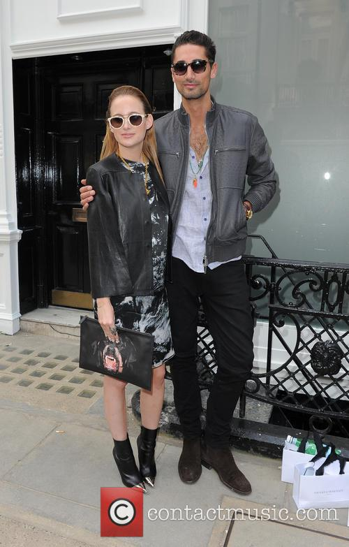 Rosie Fortescue and Hugo Taylor 9