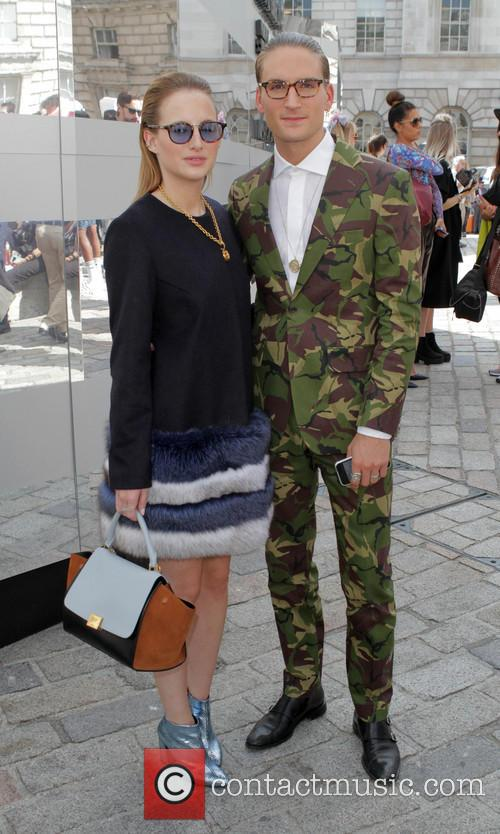 Rosie Fortescue and Oliver Proudlock 7