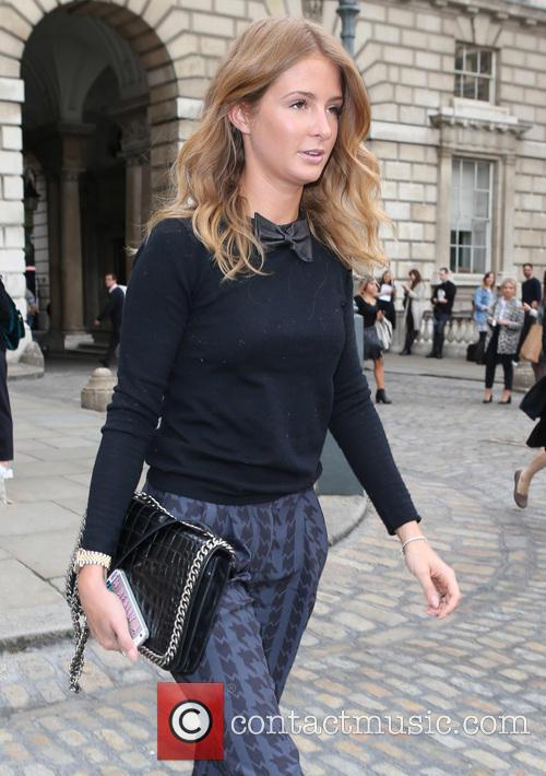 LFW Spring/Summer 2015 - Celebrity Sightings