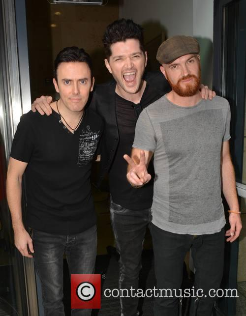 The Script at Dermot & Dave Show