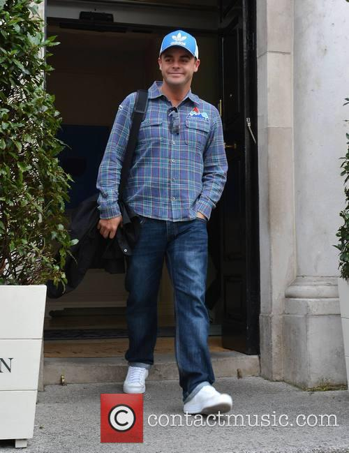 Ant & Dec leave The Merrion Hotel