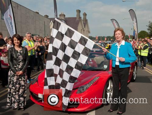 Caoimhe Mcdermot-quinn and Mary Robinson 4