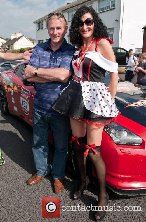 Enda Kenny and Maureen Halloran 4