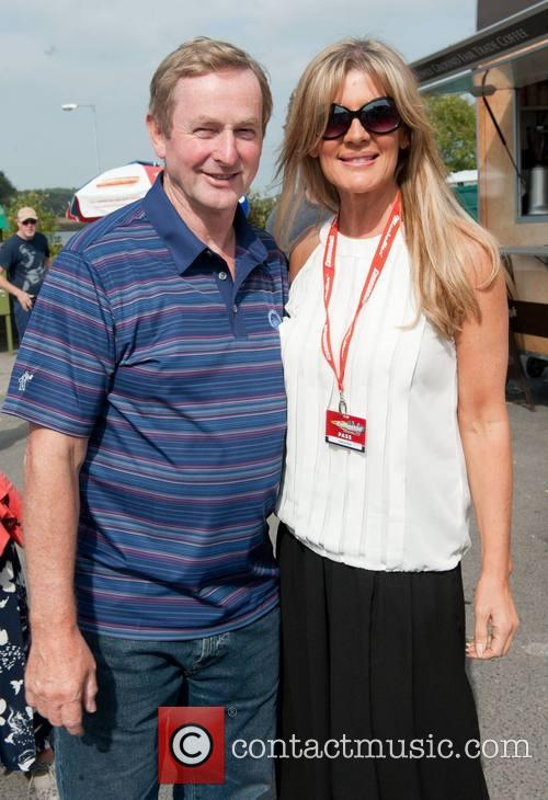 Enda Kenny and Valerie Roe 5