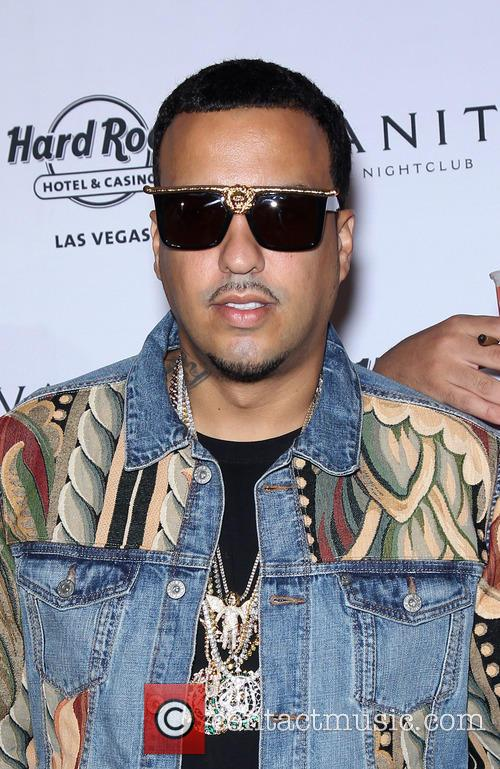 French Montana hosts a pre-fight party