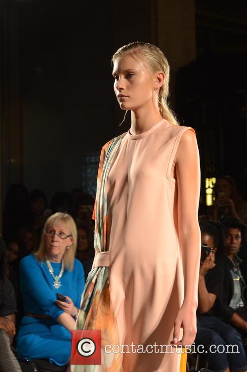London Fashion Week Spring/Summer 2014 - Bernard Chandran...