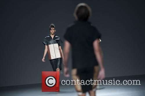 Mercedes-benz Madrid Fashion Week, Spring, Summer, Etxeberria and Catwalk 2