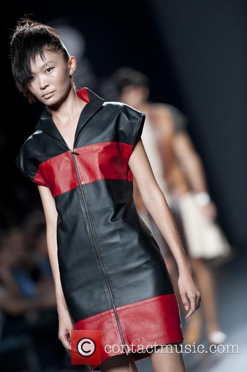 Mercedes-benz Madrid Fashion Week, Spring, Summer, Etxeberria and Catwalk 3