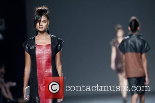 Mercedes-benz Madrid Fashion Week, Spring, Summer, Etxeberria and Catwalk 4