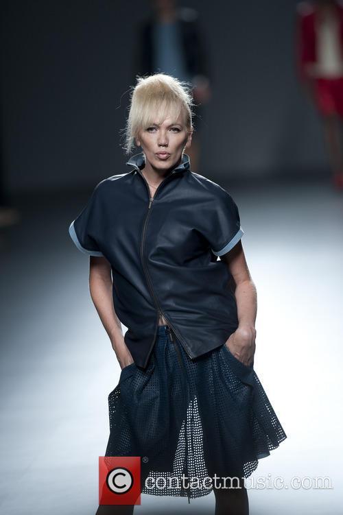 Mercedes-benz Madrid Fashion Week, Spring, Summer, Etxeberria and Catwalk 5