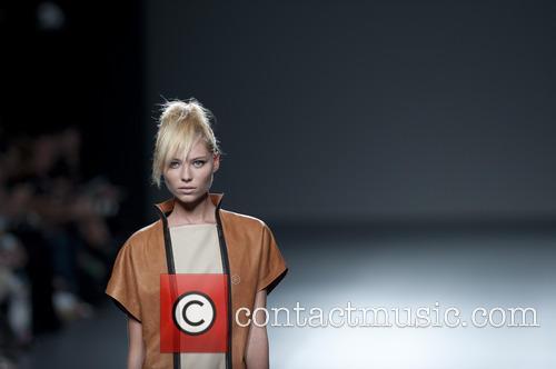 Mercedes-benz Madrid Fashion Week, Spring, Summer, Etxeberria and Catwalk 7