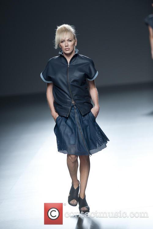 Mercedes-benz Madrid Fashion Week, Spring, Summer, Etxeberria and Catwalk 8