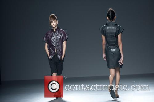 Mercedes-benz Madrid Fashion Week, Spring, Summer, Etxeberria and Catwalk 9