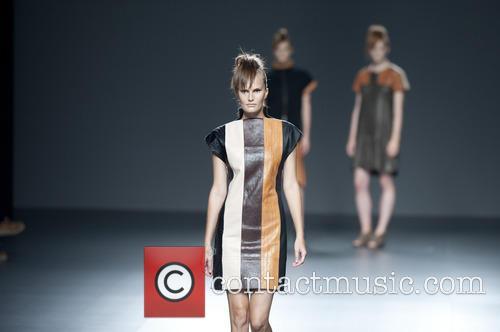 Mercedes-benz Madrid Fashion Week, Spring, Summer, Etxeberria and Catwalk 10