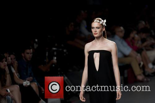 Mercedes-benz Madrid Fashion Week, Spring, Summer, Juana Martin and Catwalk 2