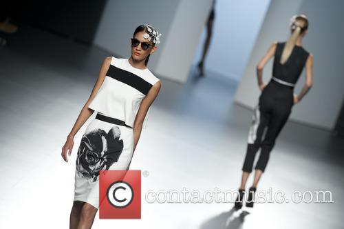 Mercedes-benz Madrid Fashion Week, Spring, Summer, Juana Martin and Catwalk 3