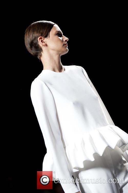 Mercedes-benz Madrid Fashion Week, Spring, Summer, Juana Martin and Catwalk 4