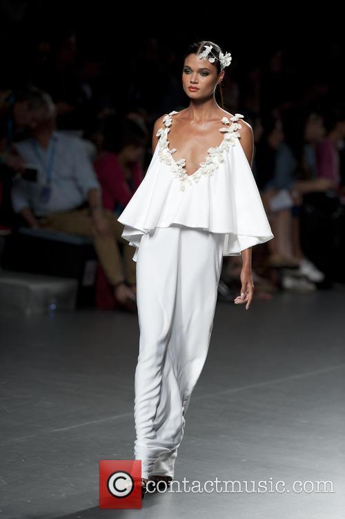 Mercedes-Benz Madrid Fashion Week Spring/Summer 2015 - Juana...