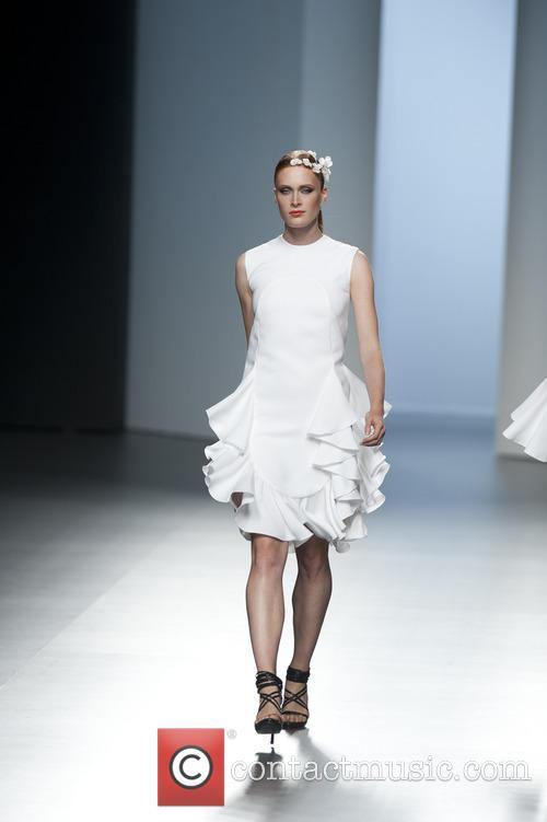 Mercedes-benz Madrid Fashion Week, Spring, Summer, Juana Martin and Catwalk 6