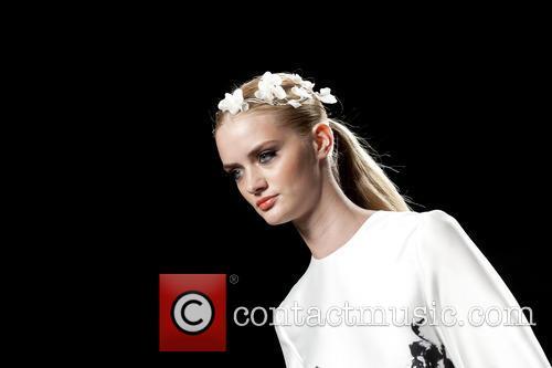 Mercedes-benz Madrid Fashion Week, Spring, Summer, Juana Martin and Catwalk 7