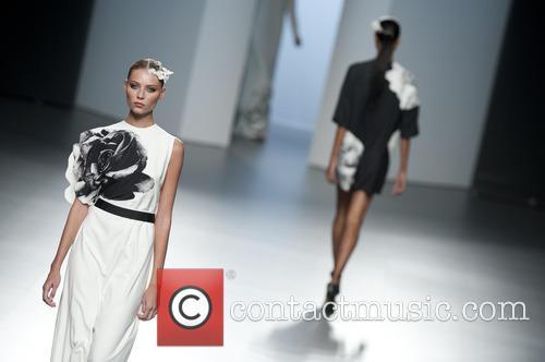 Mercedes-benz Madrid Fashion Week, Spring, Summer, Juana Martin and Catwalk 8