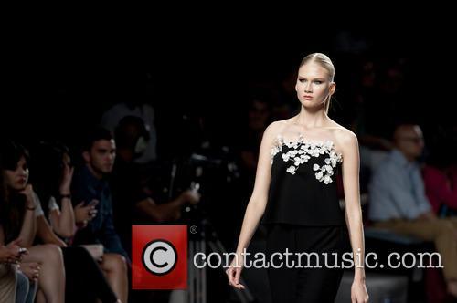 Mercedes-benz Madrid Fashion Week, Spring, Summer, Juana Martin and Catwalk 10