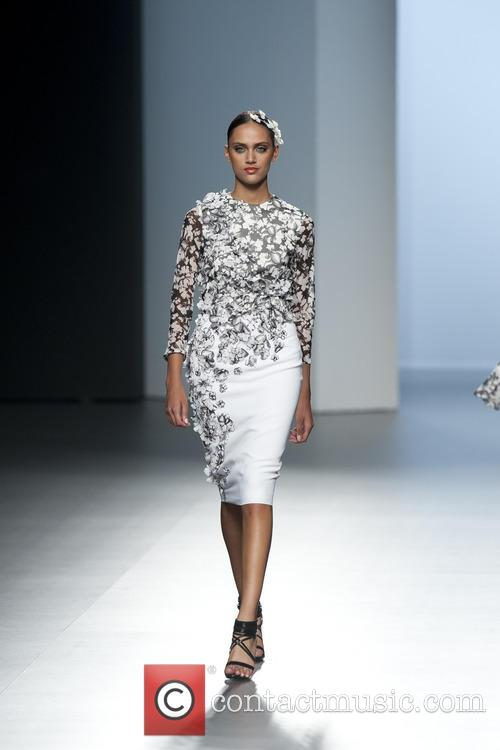 Mercedes-benz Madrid Fashion Week, Spring, Summer, Juana Martin and Catwalk 11