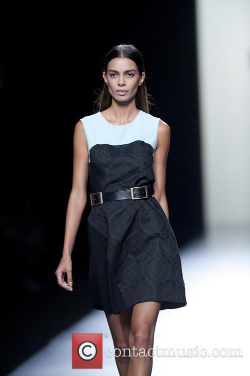 Mercedes-benz Madrid Fashion Week, Spring, Summer, Roberto Torretta and Catwalk 2