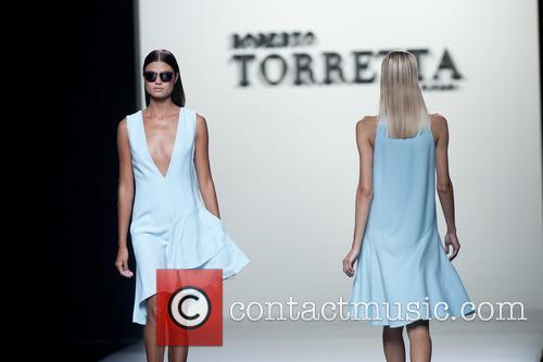 Mercedes-benz Madrid Fashion Week, Spring, Summer, Roberto Torretta and Catwalk 3