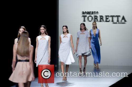 Mercedes-benz Madrid Fashion Week, Spring, Summer, Roberto Torretta and Catwalk 4