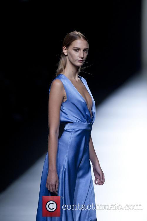 Mercedes-benz Madrid Fashion Week, Spring, Summer, Roberto Torretta and Catwalk 5