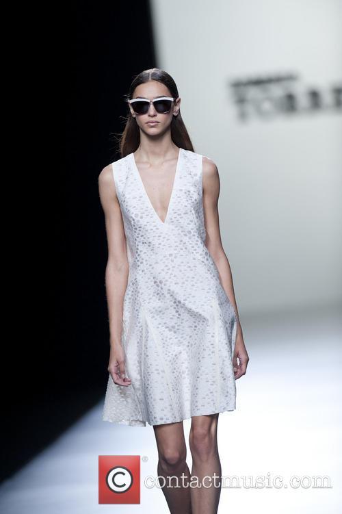Mercedes-benz Madrid Fashion Week, Spring, Summer, Roberto Torretta and Catwalk 6