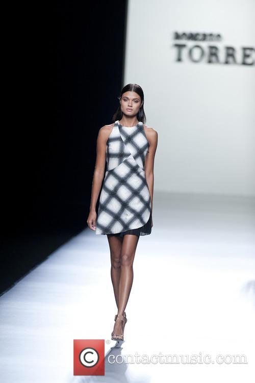 Mercedes-benz Madrid Fashion Week, Spring, Summer, Roberto Torretta and Catwalk 7