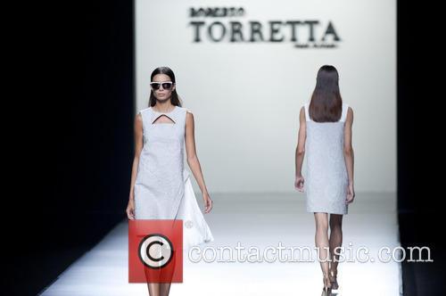 Mercedes-benz Madrid Fashion Week, Spring, Summer, Roberto Torretta and Catwalk 8