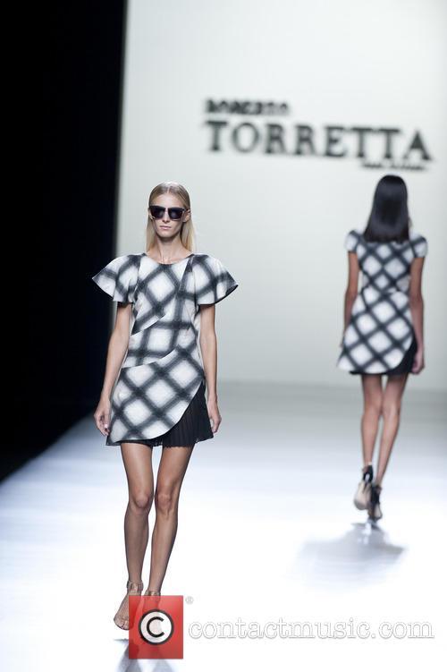 Mercedes-benz Madrid Fashion Week, Spring, Summer, Roberto Torretta and Catwalk 9