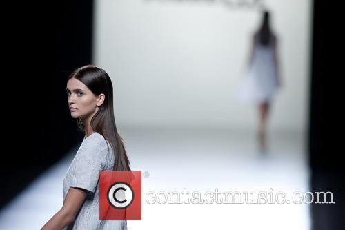 Mercedes-benz Madrid Fashion Week, Spring, Summer, Roberto Torretta and Catwalk 10