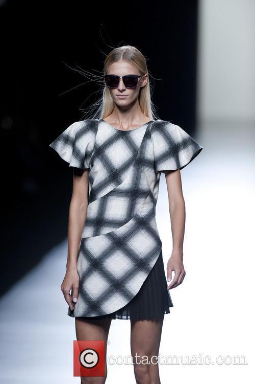 Mercedes-benz Madrid Fashion Week, Spring, Summer, Roberto Torretta and Catwalk 11
